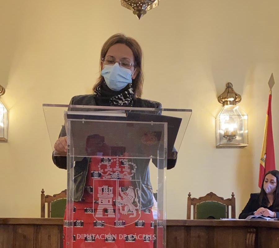 La socialista Milagrosa Hurtado se convierte en la nueva alcaldesa de Brozas