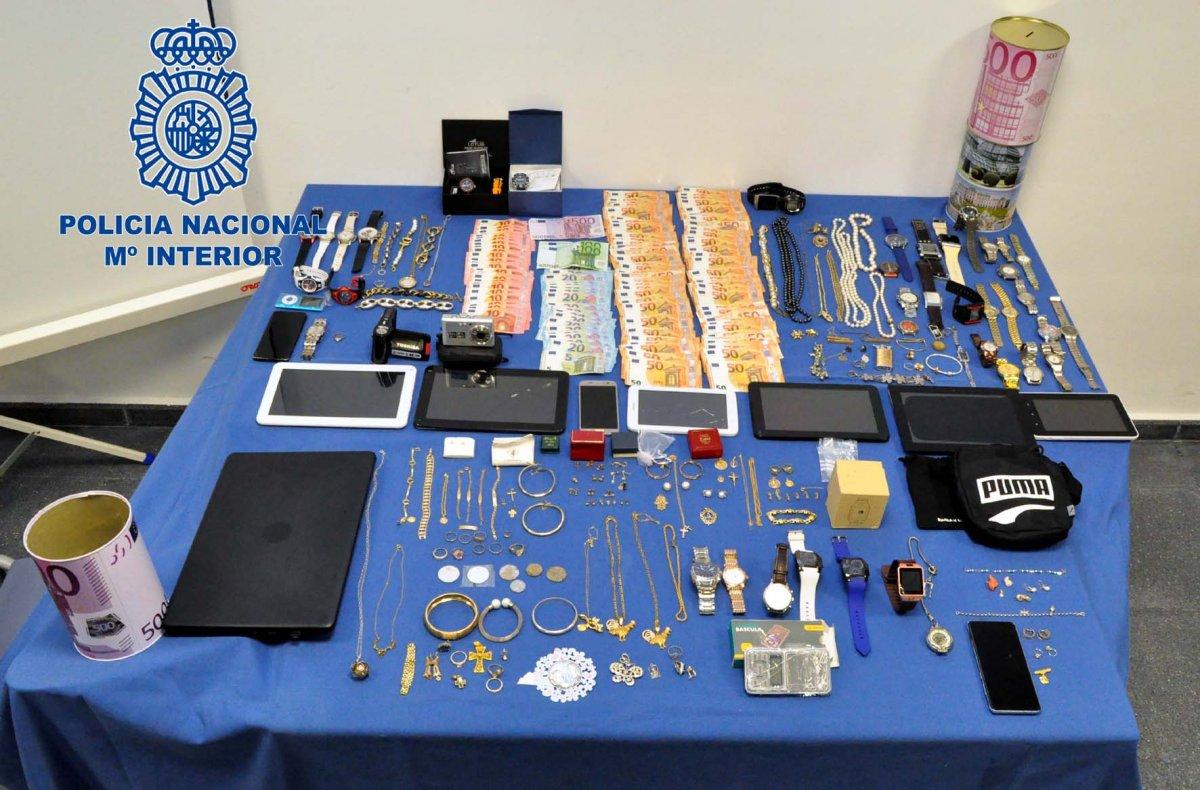 Ingresan en prisión dos hombres acusados de robar en 17 domicilios en Mérida