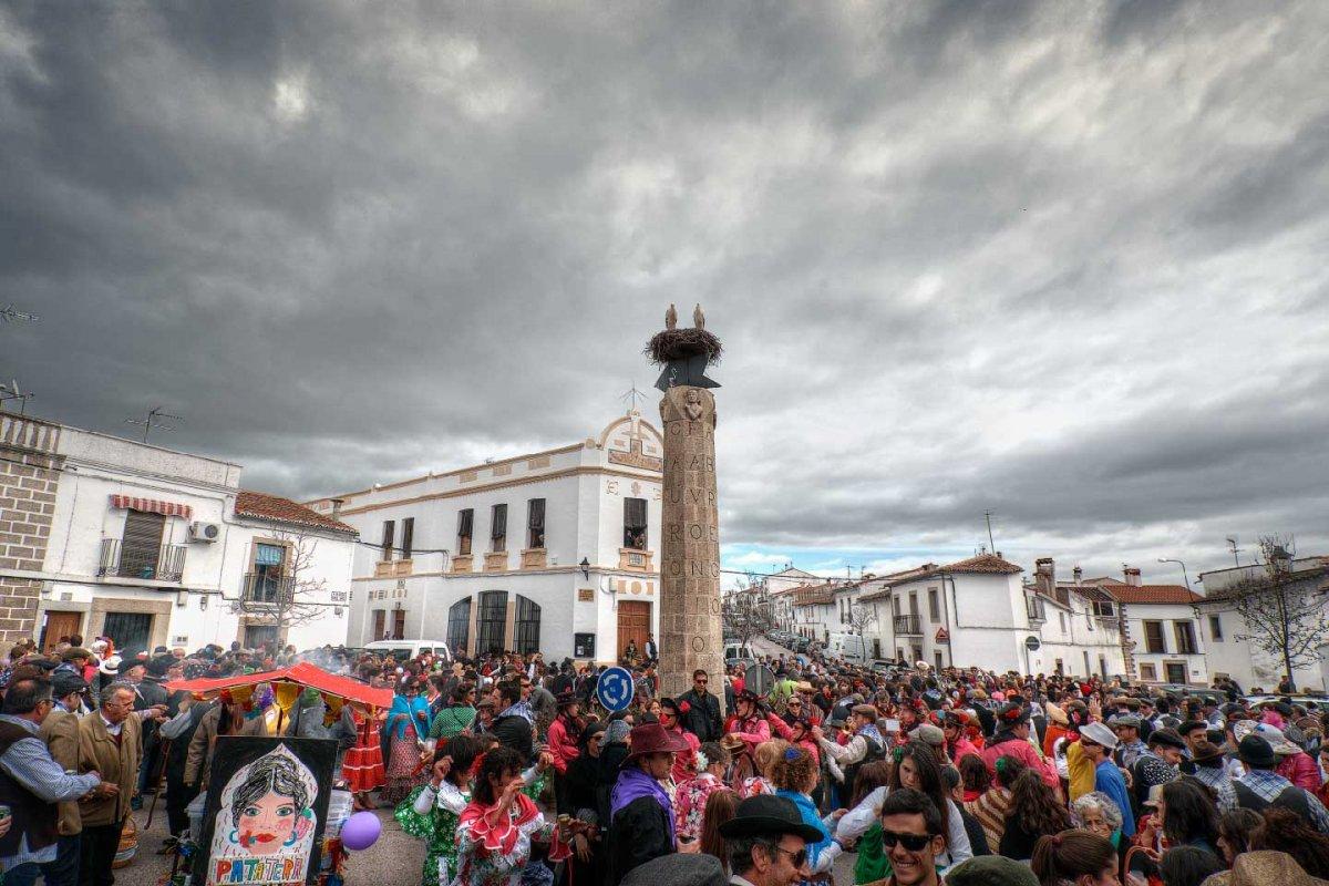 Malpartida de Cáceres suspende la fiesta de la Pedida de la Patatera por el Covid