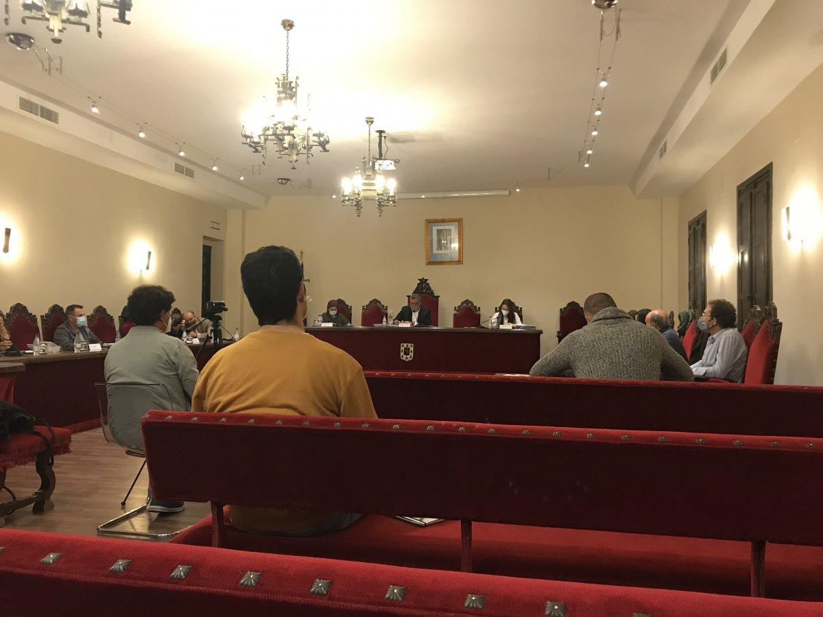 Coria aprueba por unanimidad la prestación del Servicio de Atención Social Básica