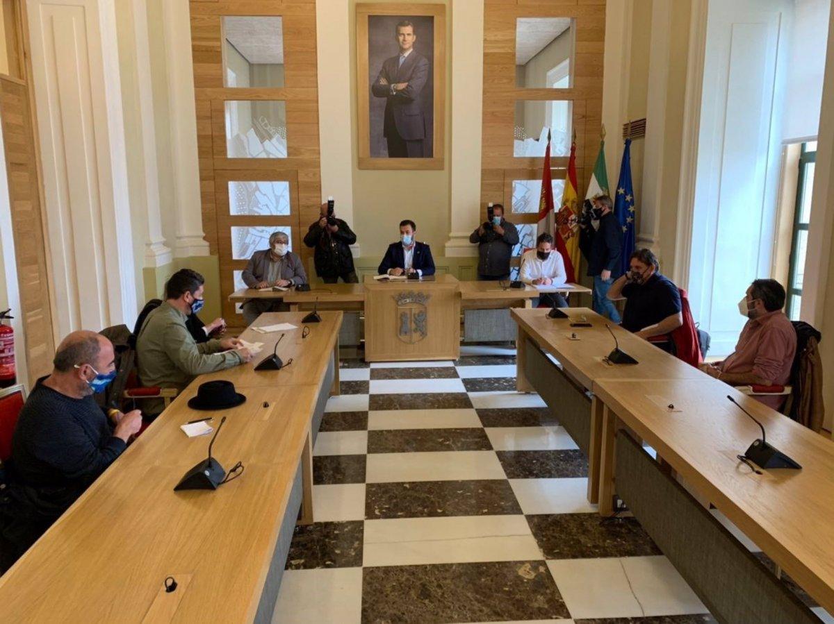 Cáceres no cobrará la tasa de terrazas a los hosteleros en 2021