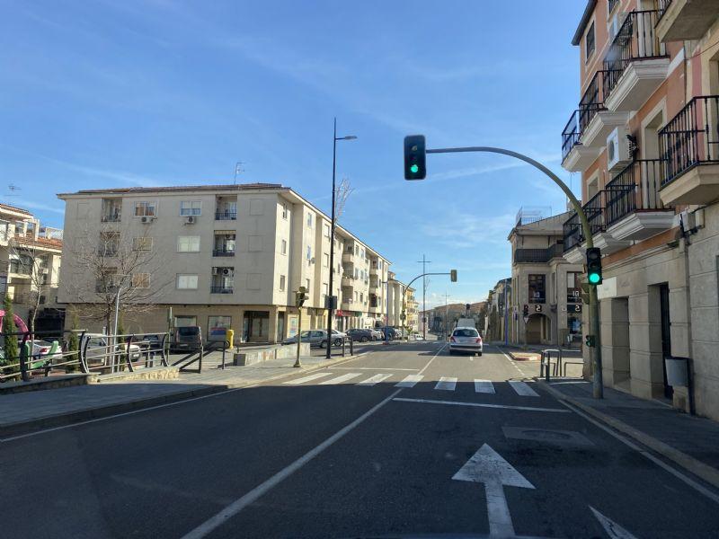 Coria destina parte de sus remanentes a la sustitución de semáforos