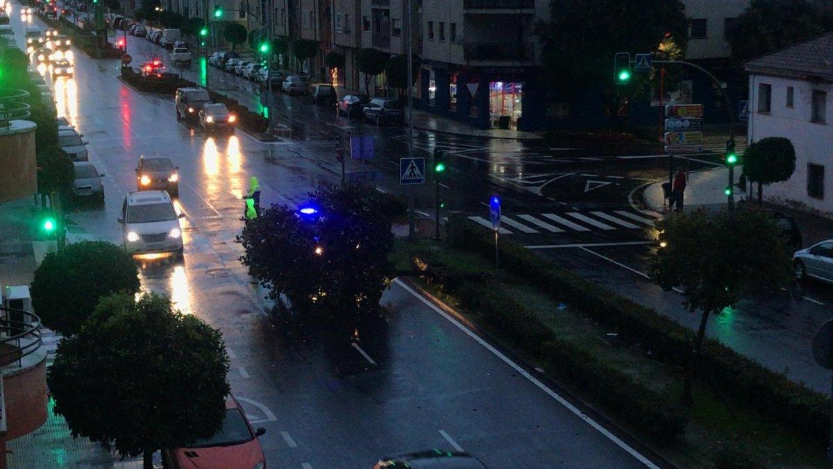 El 112 activa la alerta amarilla por fuertes lluvias y tormentas en el norte de Cáceres