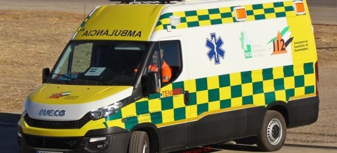 Fallece un hombre en Tornavacas al volcar el tractor que conducía
