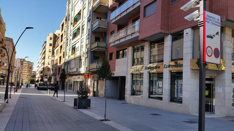 Cáceres tiene 60 pacientes ingresados por Covid, seis de ellos en la UCI