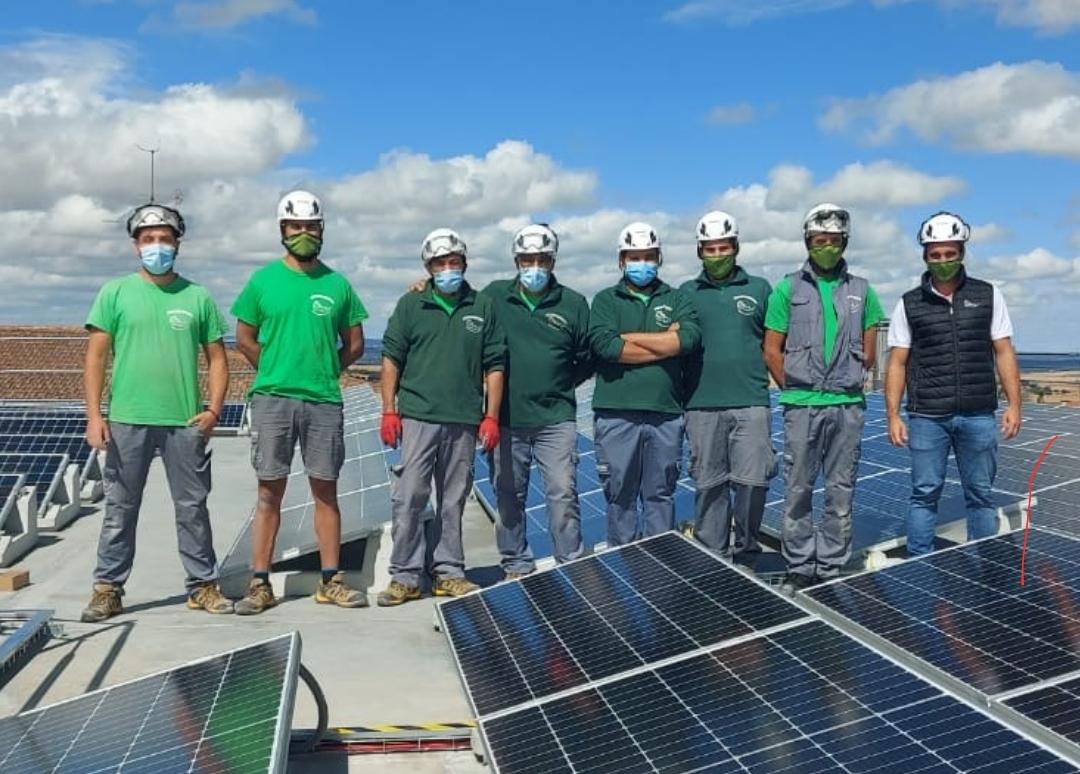 Cambio Energético anima a los extremeños a beneficiarse de ayudas para instalar energías renovables