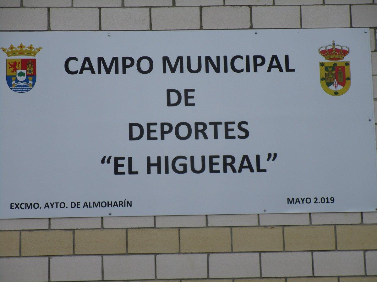Condenado un hombre por agredir a un árbitro en un partido en Almoharín