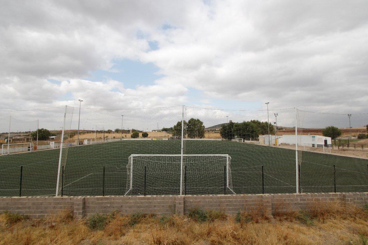 Los campos Miguel Patón de Mérida contarán con nuevo césped artificial
