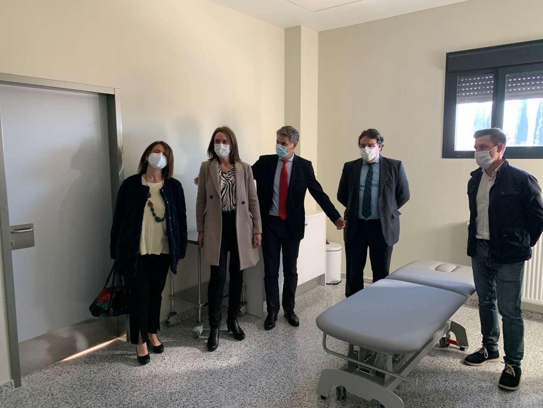 Los vecinos de Ahigal podrán acceder desde el lunes al nuevo centro de salud