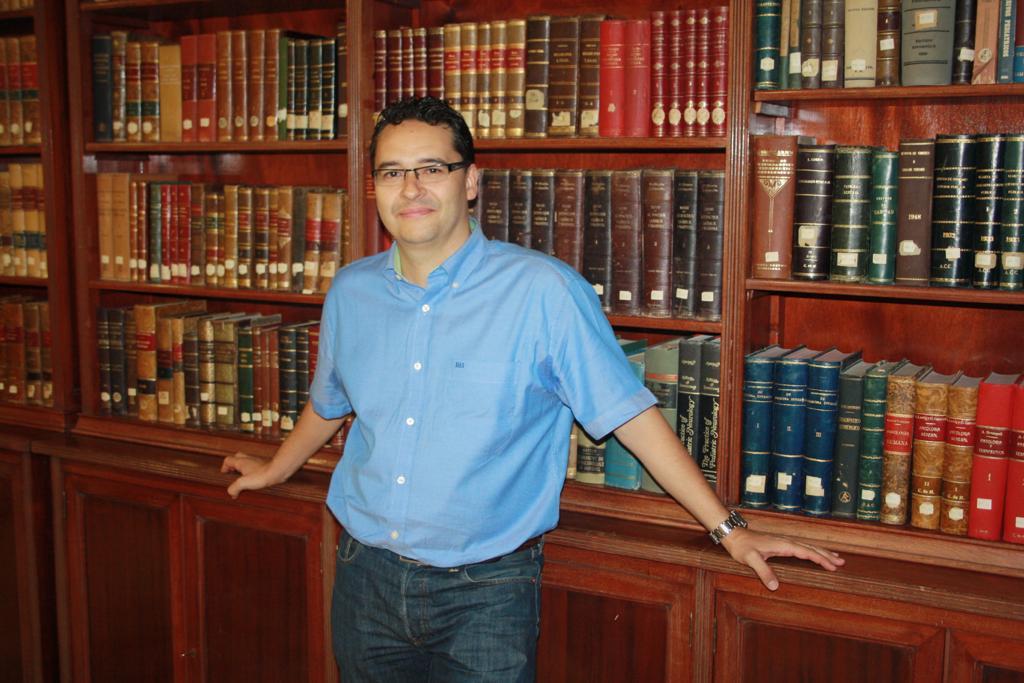 David Zambrano sustituye a Juan Carlos Escudero al frente del área de salud de Cáceres