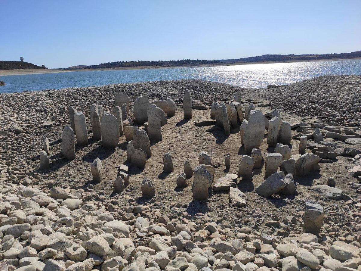 Extremadura sigue trabajando en la recuperación del dolmen de Guadalperal
