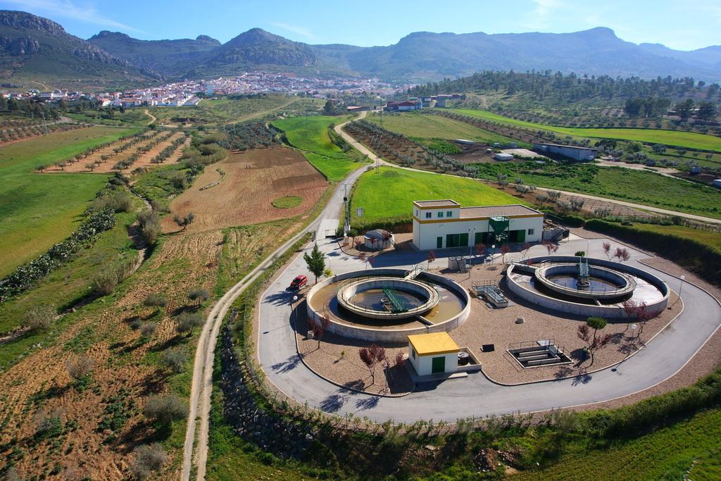 El análisis de las aguas residuales de la EDAR de Don Benito da positivo en Covid