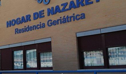 El Hogar de Nazaret de Plasencia tiene 61 residentes positivos y 21 empleados con Covid