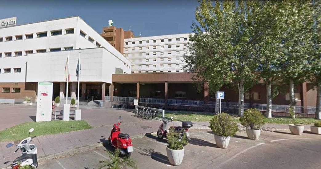 Badajoz tiene 91 pacientes Covid hospitalizados, 21 de ellos en UCI