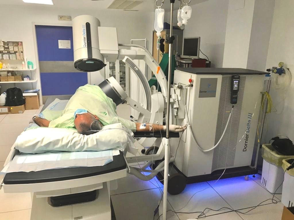 Don Benito-Villanueva tiene 18 pacientes hospitalizados y cuatro están en la UCI