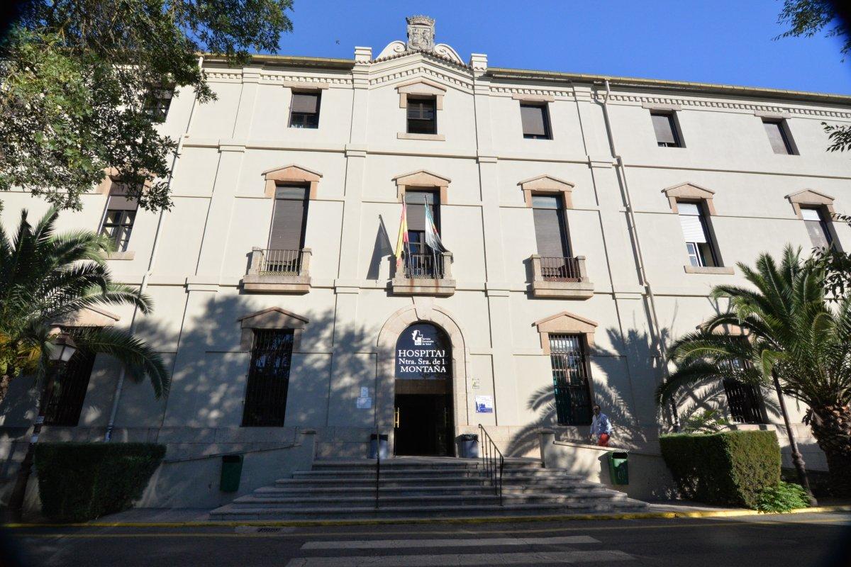 Cáceres notifica la muerte de una mujer y tiene 119 pacientes con Covid ingresados