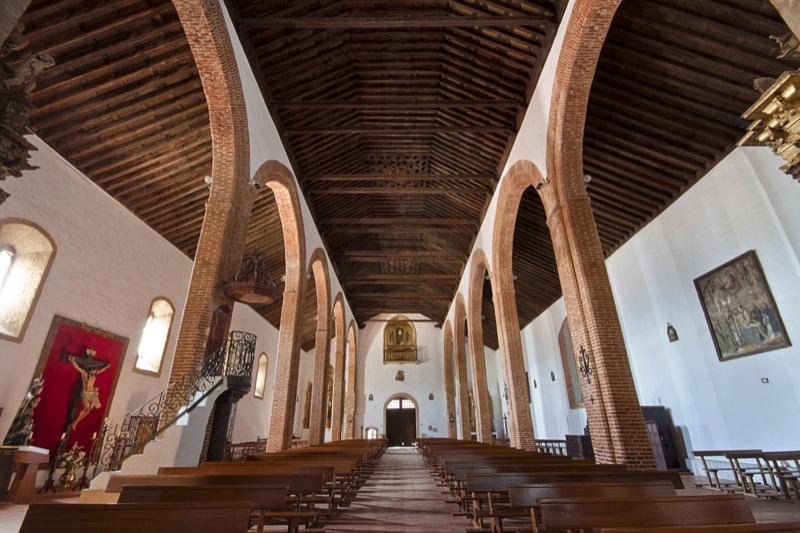 Patrimonio restaurará las cubiertas de la iglesia de la Purísima Concepción de Hornachos
