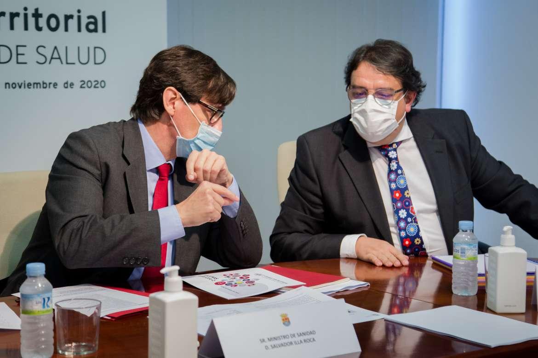 Illa confirma que 3.000 voluntarios recibirán la vacuna de Janssen en Cataluña, Madrid y Navarra