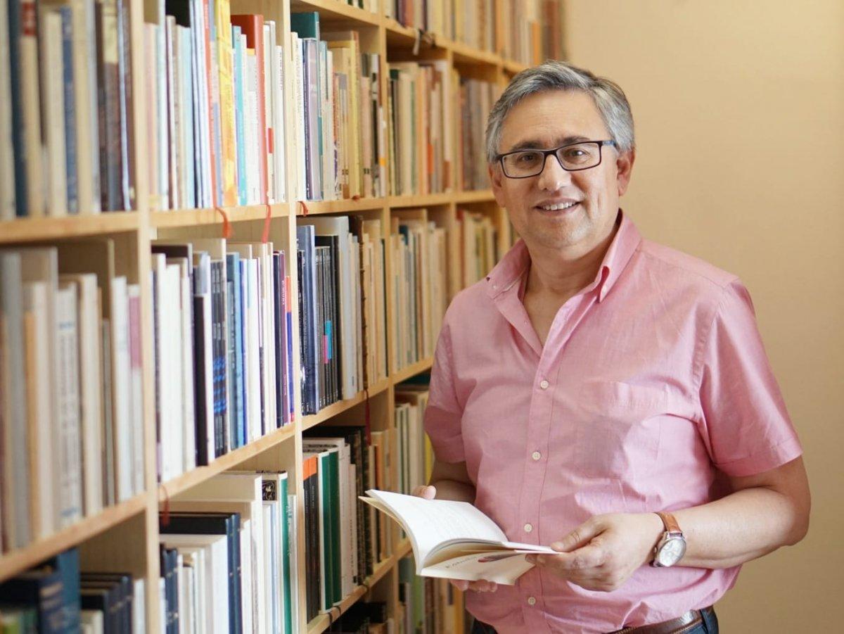 El escritor Luciano Feria gana el XV Premio Dulce Chacón de Narrativa Española