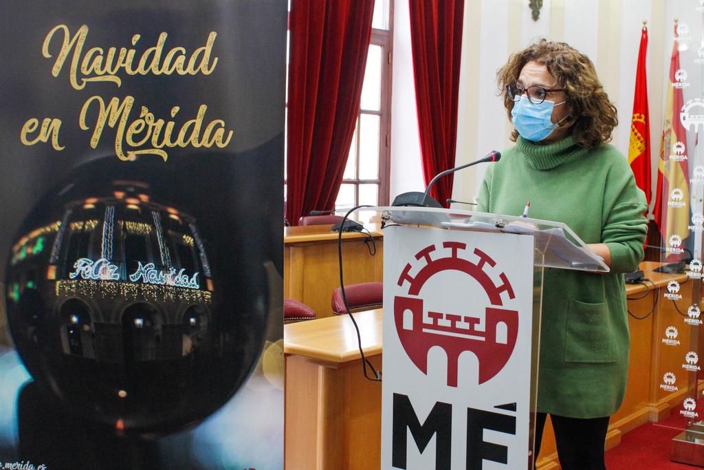 El Mercado de Navidad vuelve al López de Ayala de Mérida con actos diversos y seguros