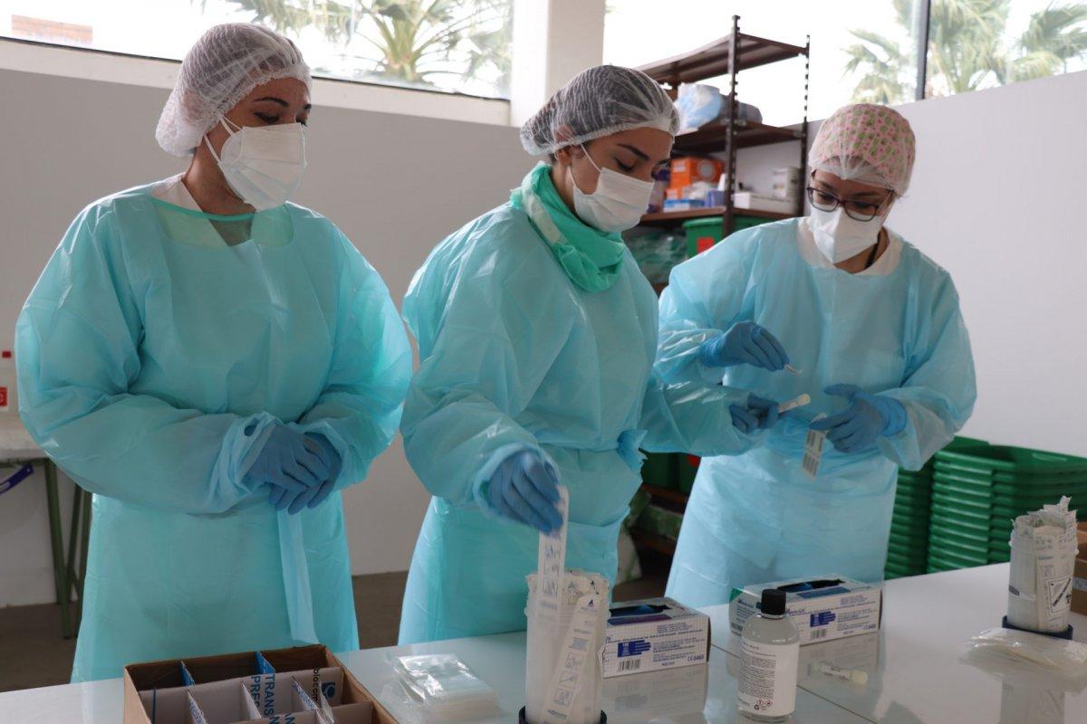 Bajan los contagios en el área de Coria que notifica 12 nuevos casos en 24 horas
