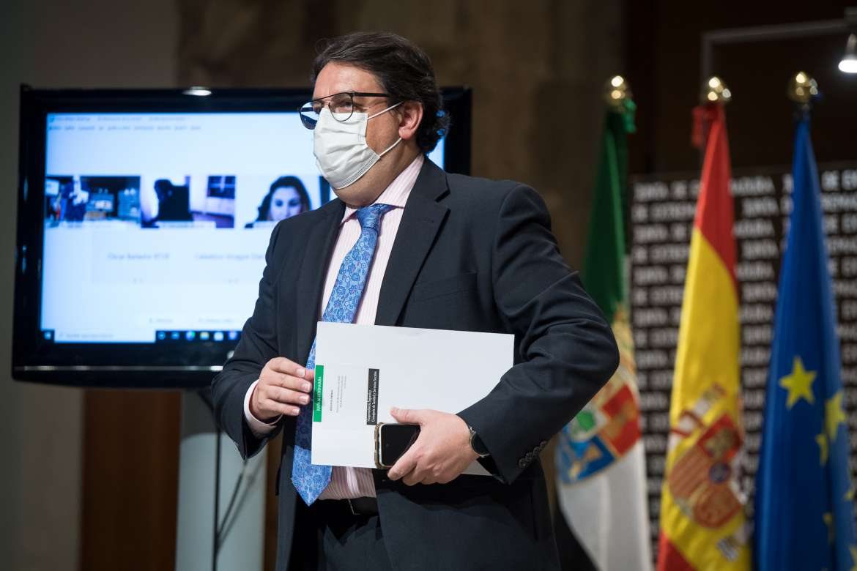 Mejora levemente la incidencia de la Covid en Badajoz tras las medidas restrictivas