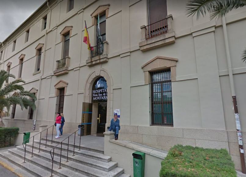 La alta incidencia de la Covid-19 obliga a reabrir el Hospital Virgen de la Montaña de Cáceres