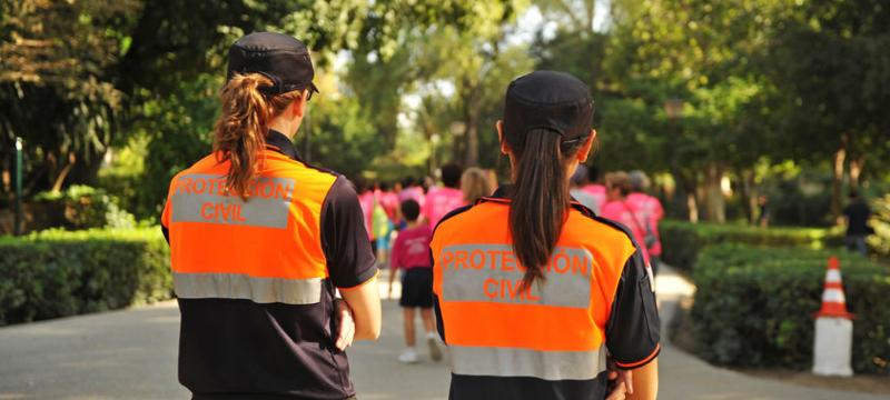 Abierto el plazo para ser voluntario de Protección Civil en Cáceres