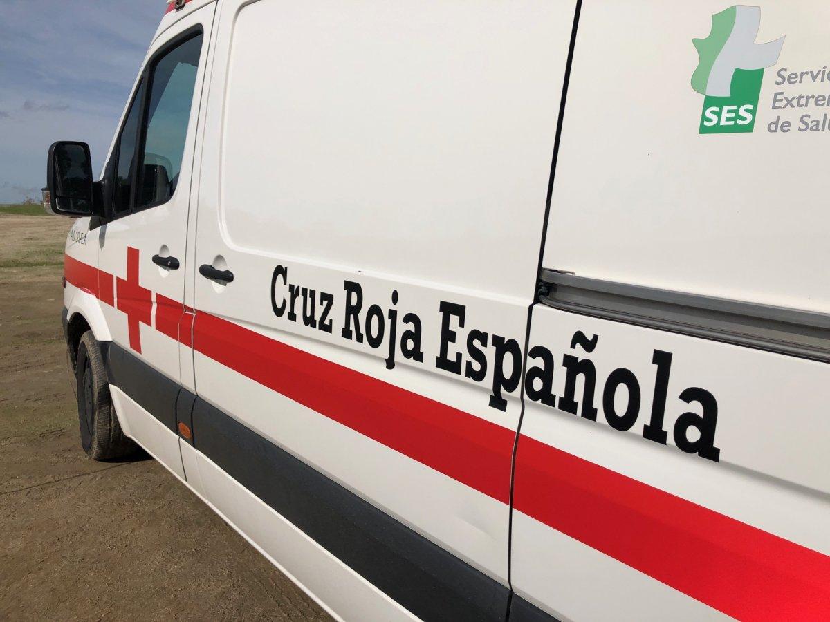 Muere una mujer en Alcántara al salirse su coche de la carretera EX-117
