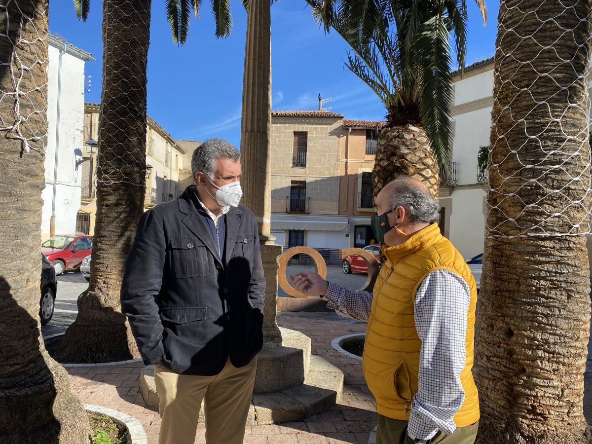 Coria reclamará una inversión de 3.450.000 euros en once enmiendas