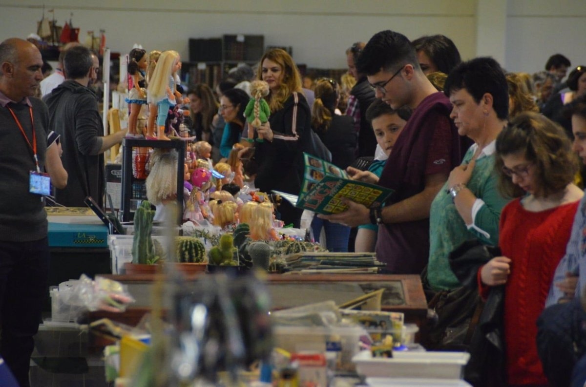 La X Feria Internacional de Coleccionismo de Villanueva de la Serena se celebrará en junio