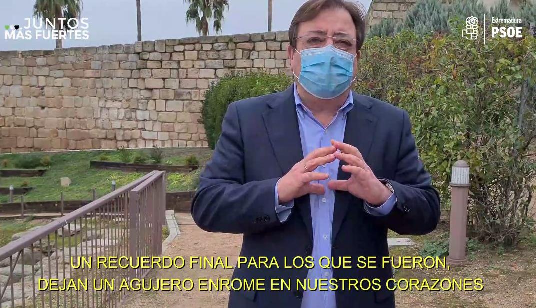 """Vara divisa el horizonte """"como una excelente oportunidad para Extremadura y España"""""""