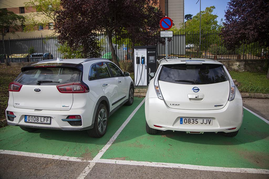 Diputación de Cáceres instalará 44 puntos de recarga de coches eléctricos en la provincia