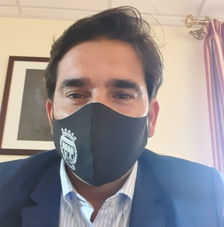 """Ismael Bravo, alcalde de Talayuela: """"Esta pandemia dejará demasiados vacíos"""""""
