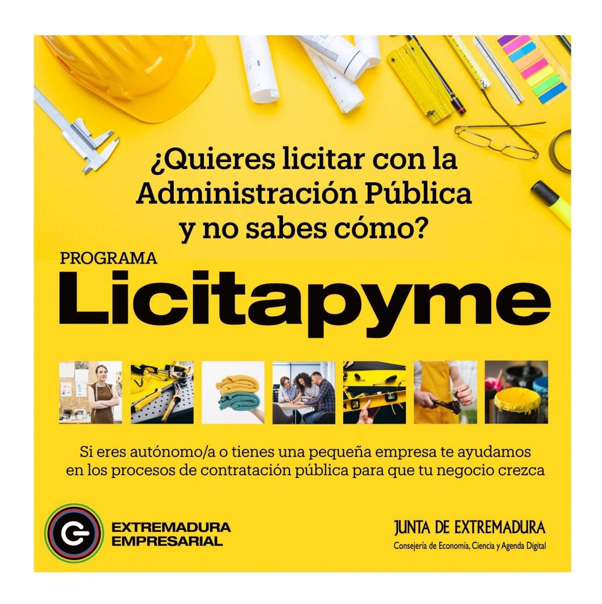 La Junta enseñará a pymes y autónomos a licitar con las Administraciones públicas