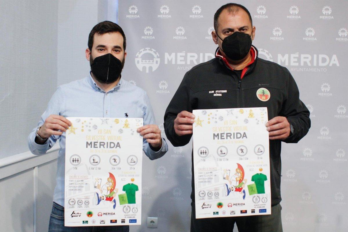 La San Silvestre de Mérida se realizará de manera virtual del 26 al 31 de diciembre