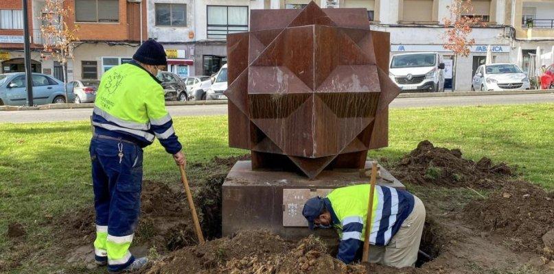 Coria trasladará el monolito de los donantes a la avenida Monseñor Riberi