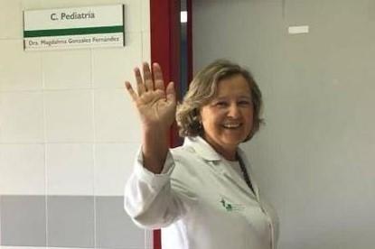 El Colegio de Médicos pide que se ponga el nombre de la pediatra fallecida por Covid a un parque