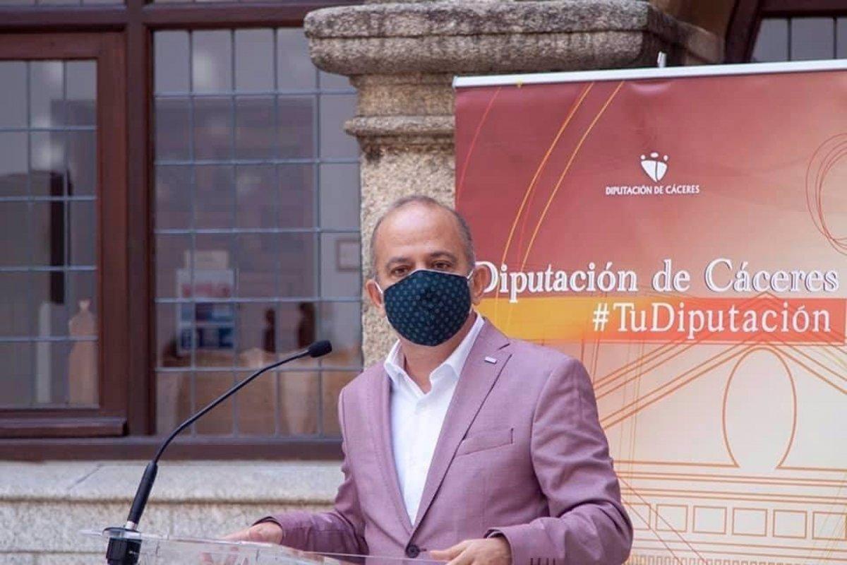 La Diputación de Cáceres es premiada por la accesibilidad de su portal web