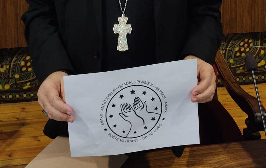 El Vaticano dedica un matasellos al Año Jubilar Guadalupense