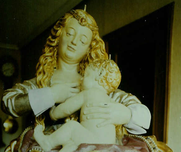 La escultura medieval en Extremadura