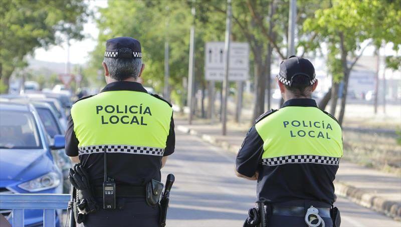 La Policía de Cáceres interpone 46 sanciones, 24 por saltarse el toque de queda