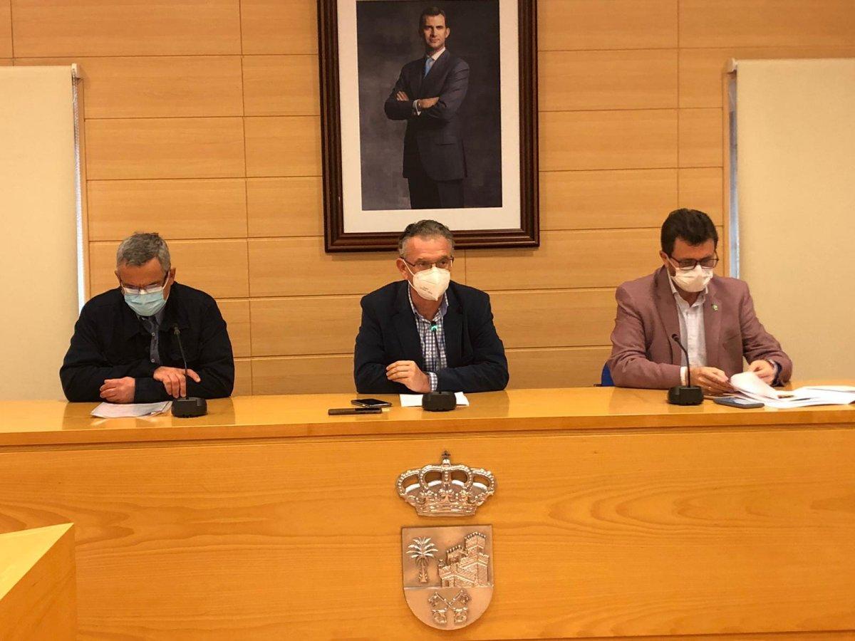 Don Benito destinará 160.000 euros para ayudar a las empresas golpeadas por la crisis