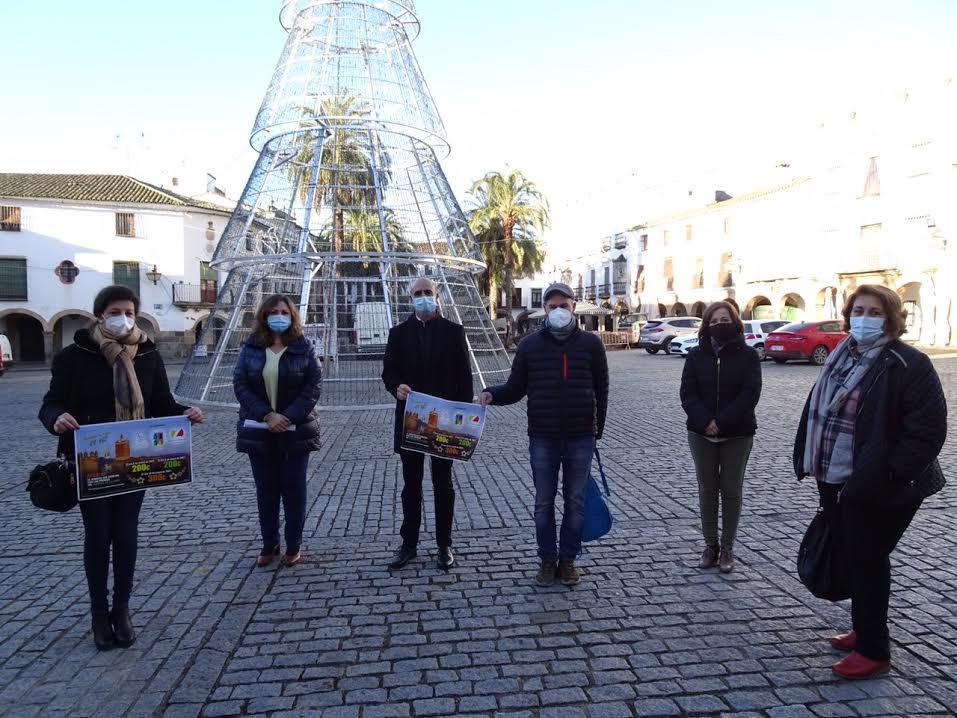 Zafra llena la Navidad de ideas para impulsar el comercio ante la crisis de la Covid