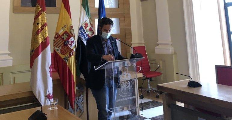Un parque infantil de Cáceres llevará el nombre de la pediatra fallecida por Covid