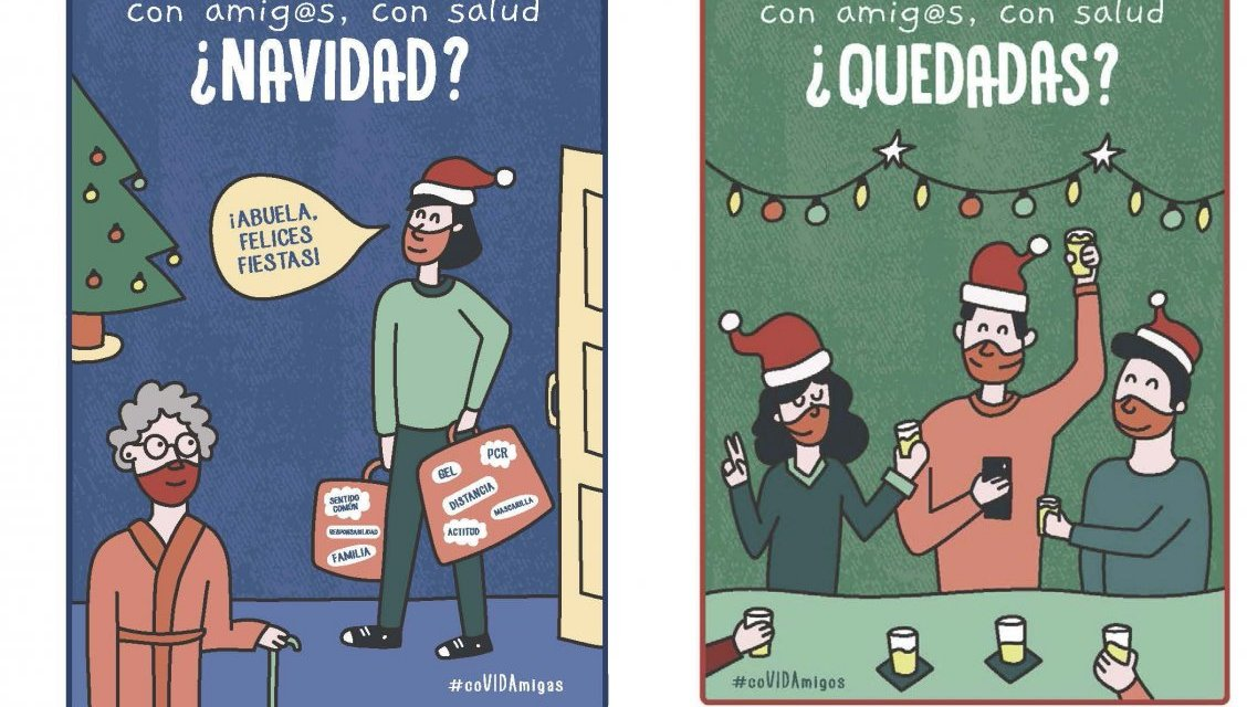 Plasencia pide a los jóvenes precaución durante las vacaciones de Navidad
