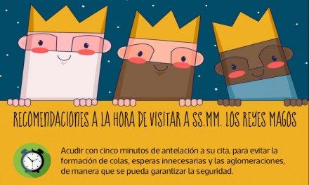 El virus no impedirá que el domingo lleguen a Mérida Sus Majestades los Reyes Magos