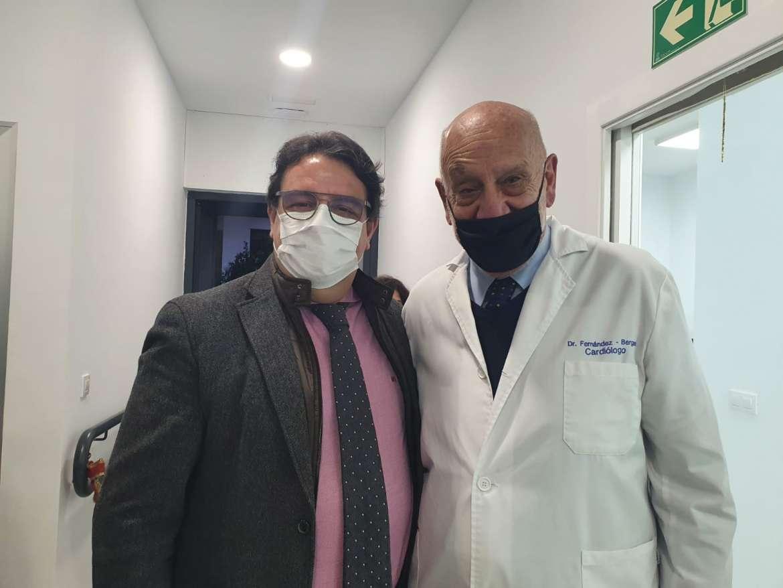 Vergeles reivindica la labor de investigación que se realiza en Extremadura