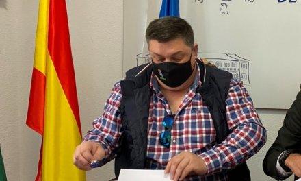 """Cilleros suma 4 nuevos casos y el alcalde pide """"esfuerzo para salir juntos de esta situación"""""""