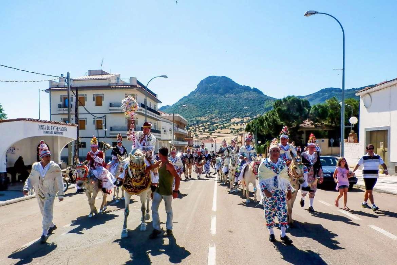 La Octava del Corpus de Peñalsordo será Bien de Interés Cultural